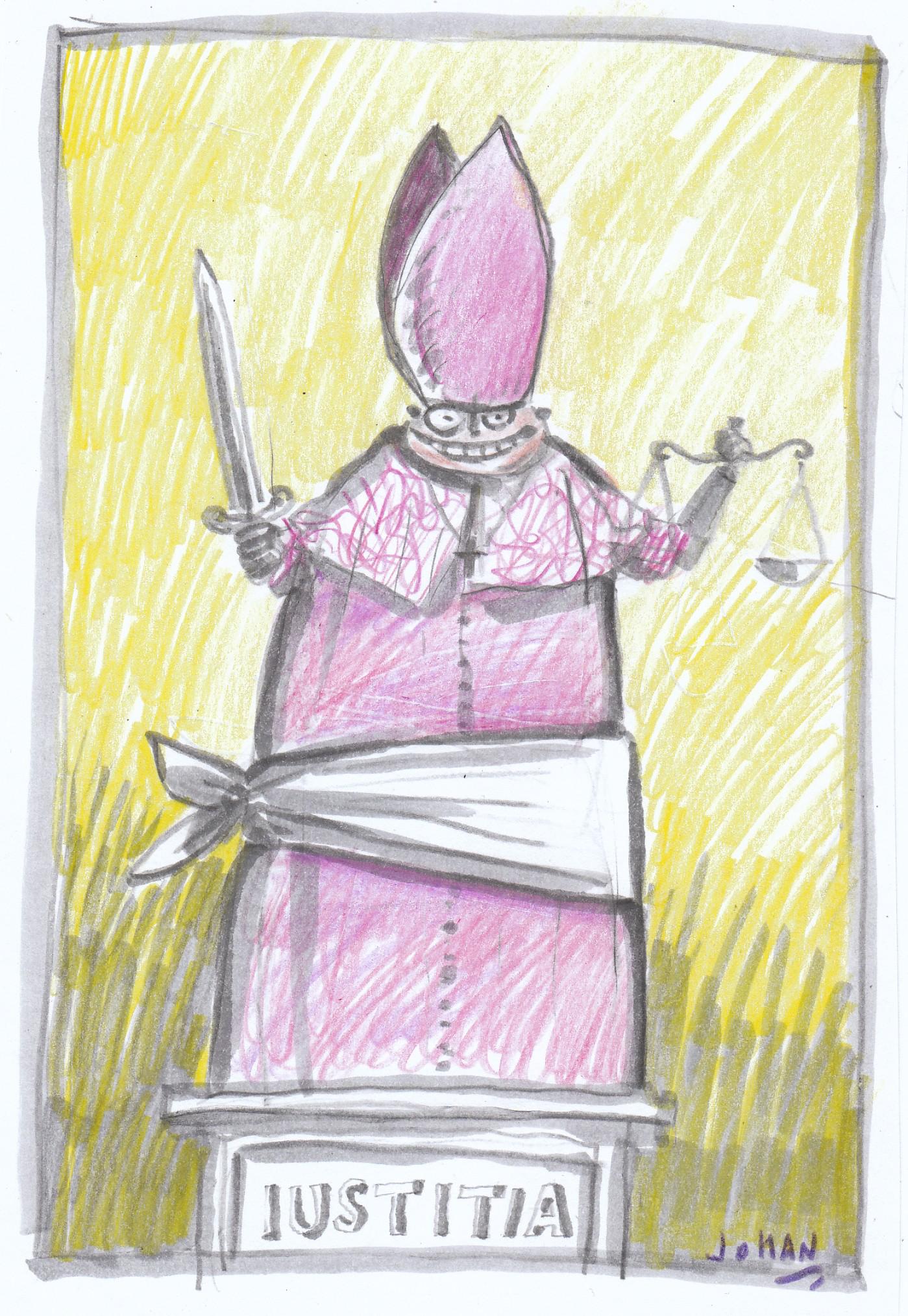 iustitia et ecclesia