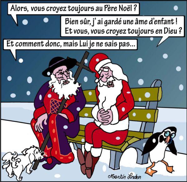 Père Samuel et Noël