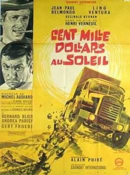 Cent mille dollars au soleil (affiche)
