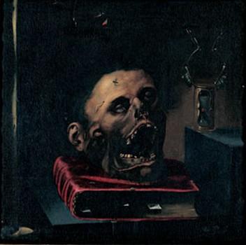 Bizarre – L'autre histoire de l'art (Vanitas de Ligozzi)