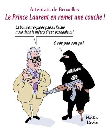 Laurent et les attentats
