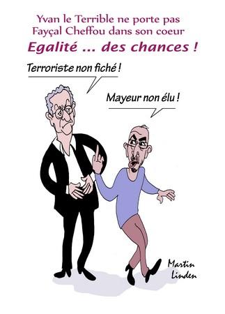 Mayeur et Cheffou