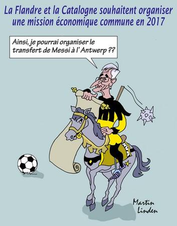Flandre & Catalogne