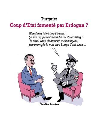 Erdogan & Adolf