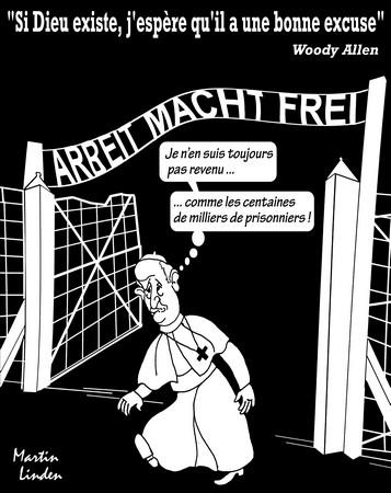 François à Auschwitz