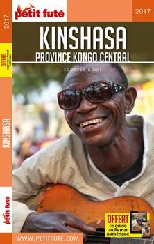 Petit futé 2017-2018 de Kinshasa et de la province du Kongo Central