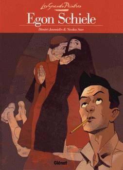 Collection Les Grands Peintres (Egon Schiele)