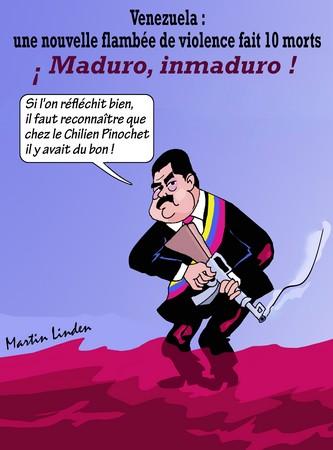 Maduro et Pinochet