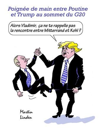 Trump-Poutine