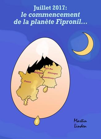 Planète Fipronil