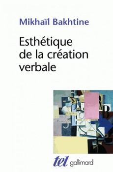 Esthétique de la création verbale