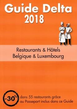 Guide Delta Belgique 2018