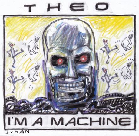 Theo est une machine