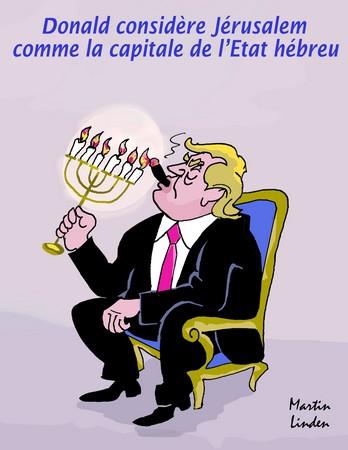 Trump et Jérusalem