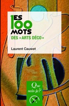 Les 100 mots des Arts Déco