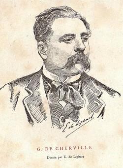 Gaspard de Cherville (illu)