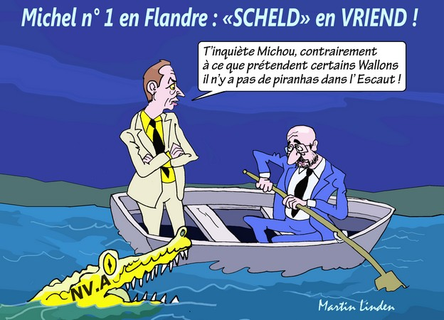 Michel n°1 en Flandre