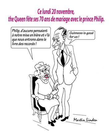 The Queen et Philipp